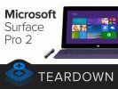 Image : Microsoft Surface Pro 2 Teardown - iFixit
